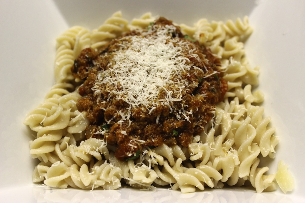 angry arrabbiata meat veal sauce gluten free pasta 74