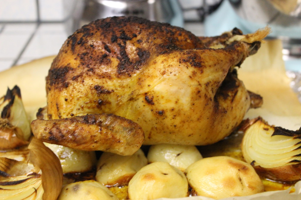 moroccan roast chicken 21