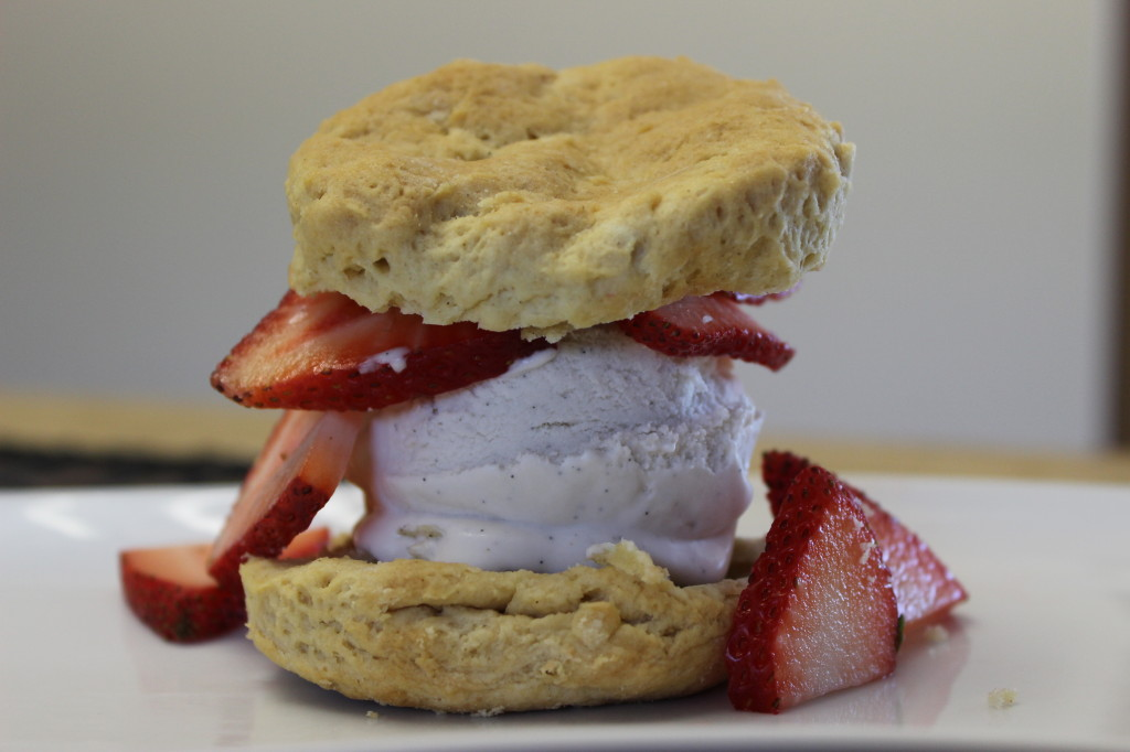 coconut ice cream strawberry shortcake 26