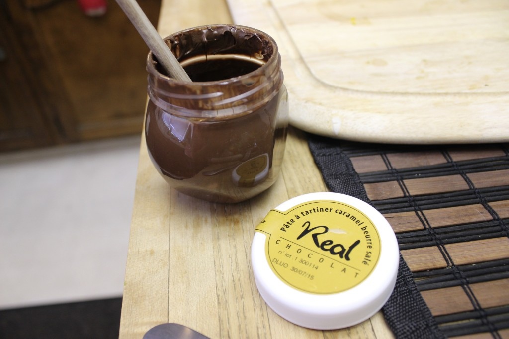 real chocolate salted buerre butter 1