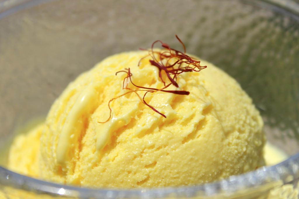 saffron ice cream 94
