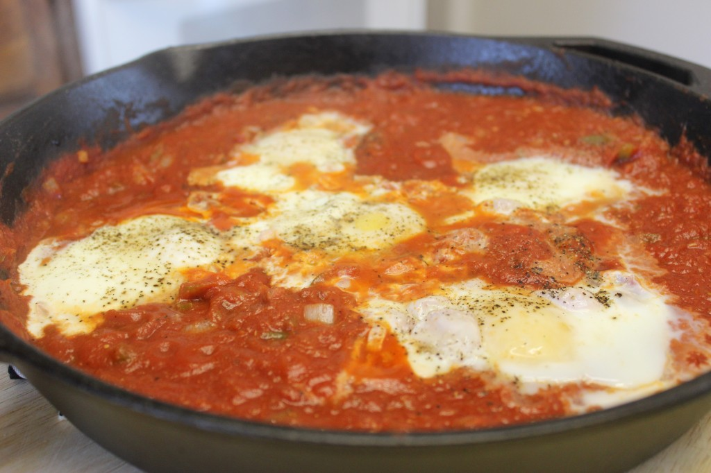 shakshuka eggs in purgatory 34
