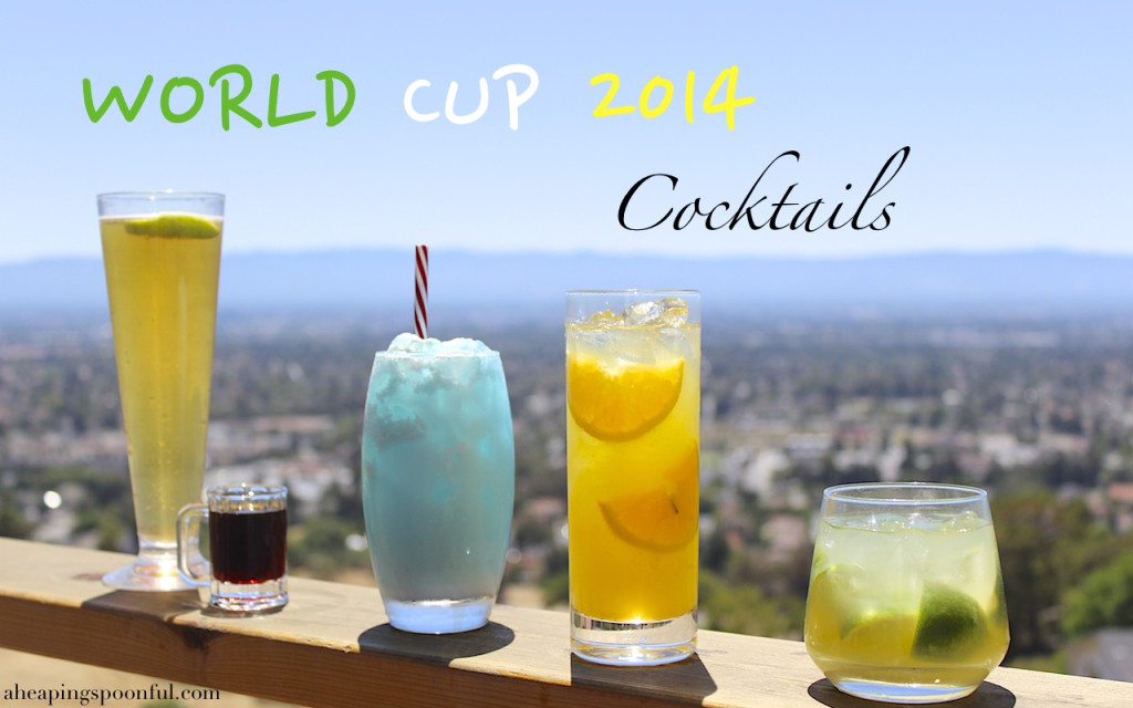 world cup 2014 cocktails drinks 1