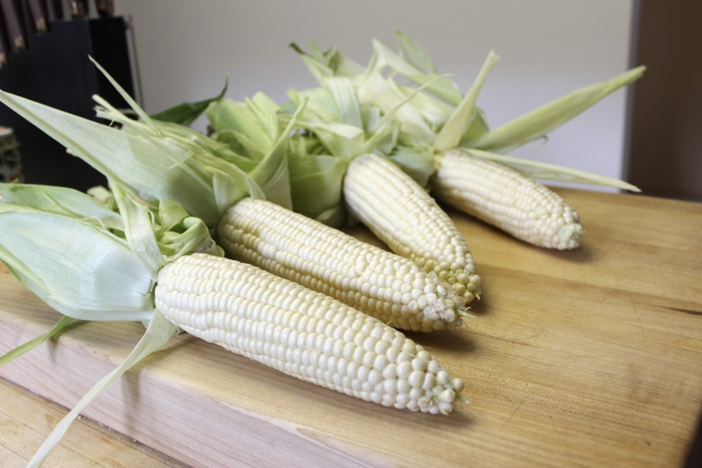 Grilled Corn 30