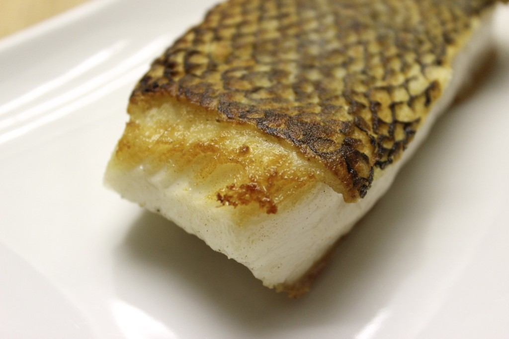 How to Cook Crispy Skin Fish 21