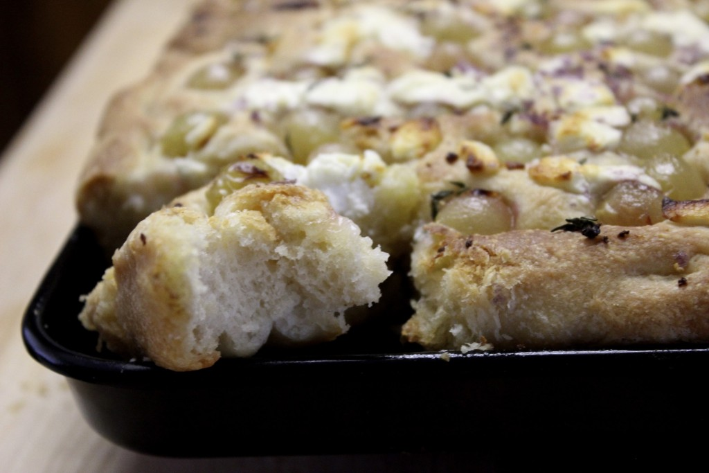 grape goat cheese focaccia 36