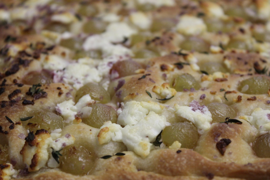 grape goat cheese focaccia 38
